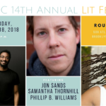 It's Happening: The 14th Annual Fort Greene Summer Literary Festival!