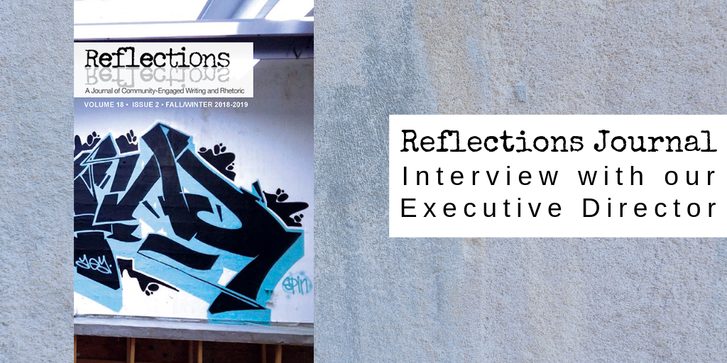 Interview with Reflections Journal
