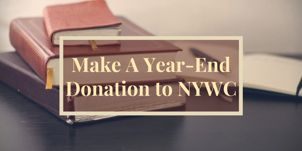 A Year-End Message from NYWC