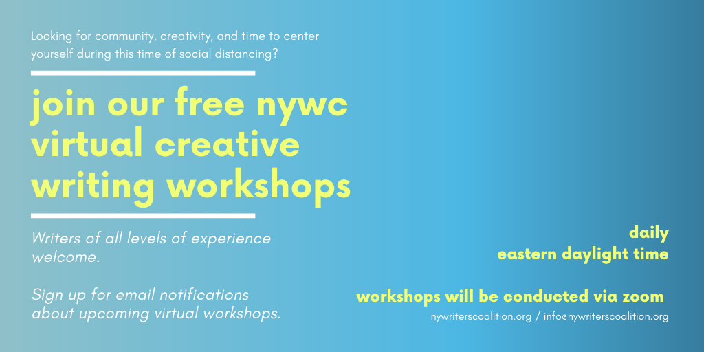 Join a Virtual Workshop